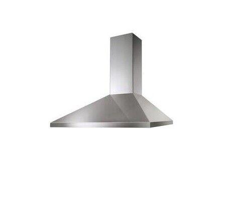 PROMOZIONE Cappa cucina EGEA 90 cm aspirante acciaio Inox parete