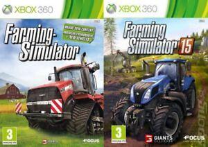 Farming-SIMULATOR-XBOX-360-Nuovo-di-zecca-spedizione-lo-stesso-giorno-tramite-consegna-super-veloce