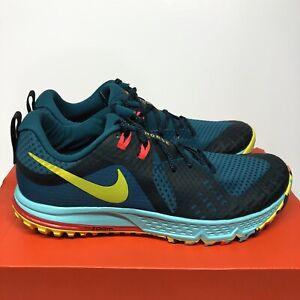 Nike-Air-Zoom-Wildhorse-5-Trail-Running-Shoes-Men-039-s-Size-8-5-AQ2222-300