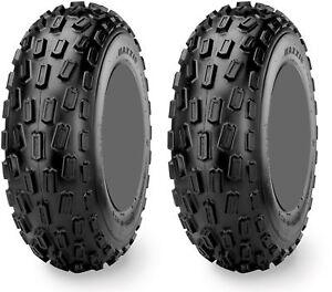 Pair-2-Maxxis-Front-Pro-23x7-10-ATV-Tire-Set-23x7x10-23-7-10