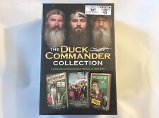 THE DUCK COMMANDER COLLECTION 3 DUCK COMMANDER BOOKS IN ONE SET NIB,