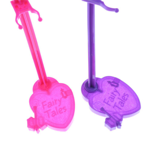 2PCS Doll YRands Display Holder Doll Accessories for  Doll Gift ZP