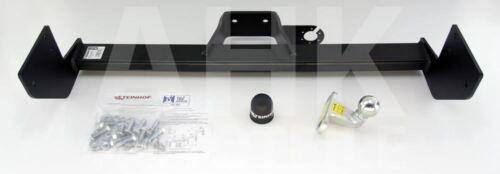 Für Mercedes-Benz Viano W639 03-10 Anhängerkupplung starr+E-Satz 13p spez