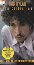 Bob Dylan - The Collection -  Longbook cd box with 3 albums