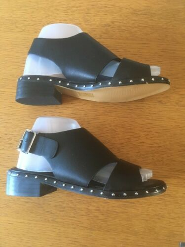Nasty Black Gal Sandal Size Eu38 Uk5 Ladies In rIr7qwdSx