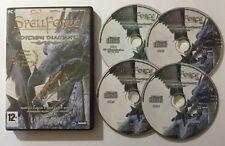 Jeu PC RPG SPELLFORCE ÉDITION DIAMANT Intégrale En 4 CD