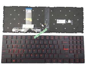 Details about New Lenovo Legion Y520 Y520-15IKB Y720 Y720-15IKB R720  Keyboard US Backlit