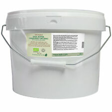 Shea Butter, Unrefined Certified Organic5kg by Naissance
