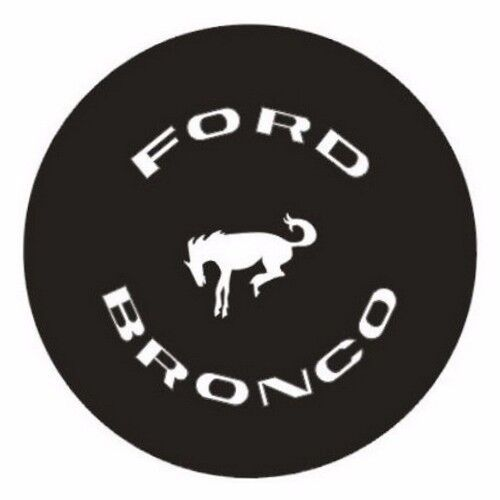 Ford Bronco Cars Spare Wheel Tyre Tire Softcase Cover Bag Pouch Protector 26~27S