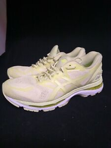Running 10 Shoes out Yellow Details 5 ASICS Sz Foam Athletic T850N about WOMENS 20 9 10 Flight kPZiuOXTw