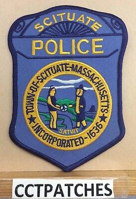 Madison : Scituate ma police