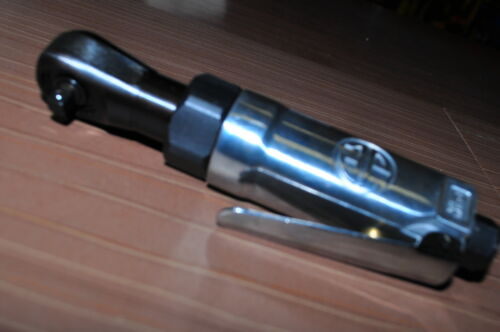 """Astro Pneumatic 1114  1//4/"""" Air Stubby Ratchet Wrench"""