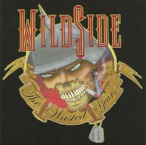Wildside-034-The-Wasted-Years-034-factory-CD-Babylon-AD-Roxy-Blue-Ratt-Warrant-Poison
