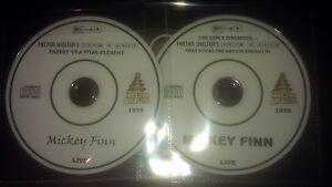 DJ-MICKEY-FINN-039-DRUM-amp-BASS-039-1998-1999-2x-OLD-SKOOL-RAVE-CD-039-s