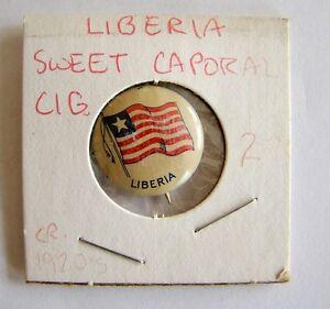 Vintage-Sweet-Caporal-Cigarette-Liberia-Pin-Button