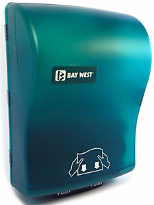Bay West Silhouette Optiserv Hands Free Paper Towel