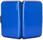 miniatuur 11 - RFID-Aluminium-Brieftasche-Kreditkartenhalter-Kartenetui-Metall-ID-Etui-Amadeus