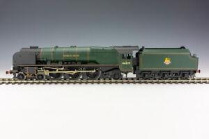 Vintage O Gauge Kit Built - Large A4 'Duchess Of Hamilton' Locomotive & Tender