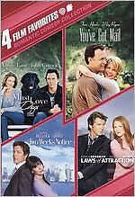 4 FILM FAVORITES: ROMANTIC COMEDY (2PC) / (OCRD) - DVD - Region 1