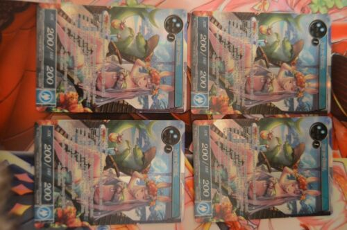 4 X Foil Promo CROCO-SHARK FOW FORCE OF WILL
