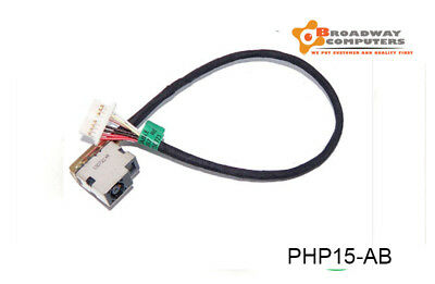 DC Power Jack  W// Cable For HP PAVILION 17-G 17-G179NB 17-G199NR 17-G219CY SK01