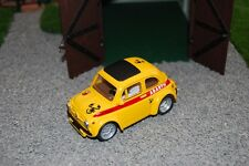 FIAT 695 ABARTH Bodykit 1/32