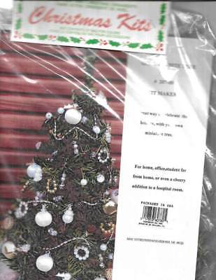 Nostalgic Christmas Beaded Crystal Ornament Kit Ruby /& Gold Baroq 845227050731