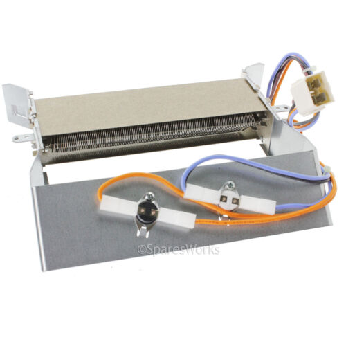 Thermostats IDV65 IDV65SUK IDV65UK 2300w INDESIT Tumble Dryer Heater Element