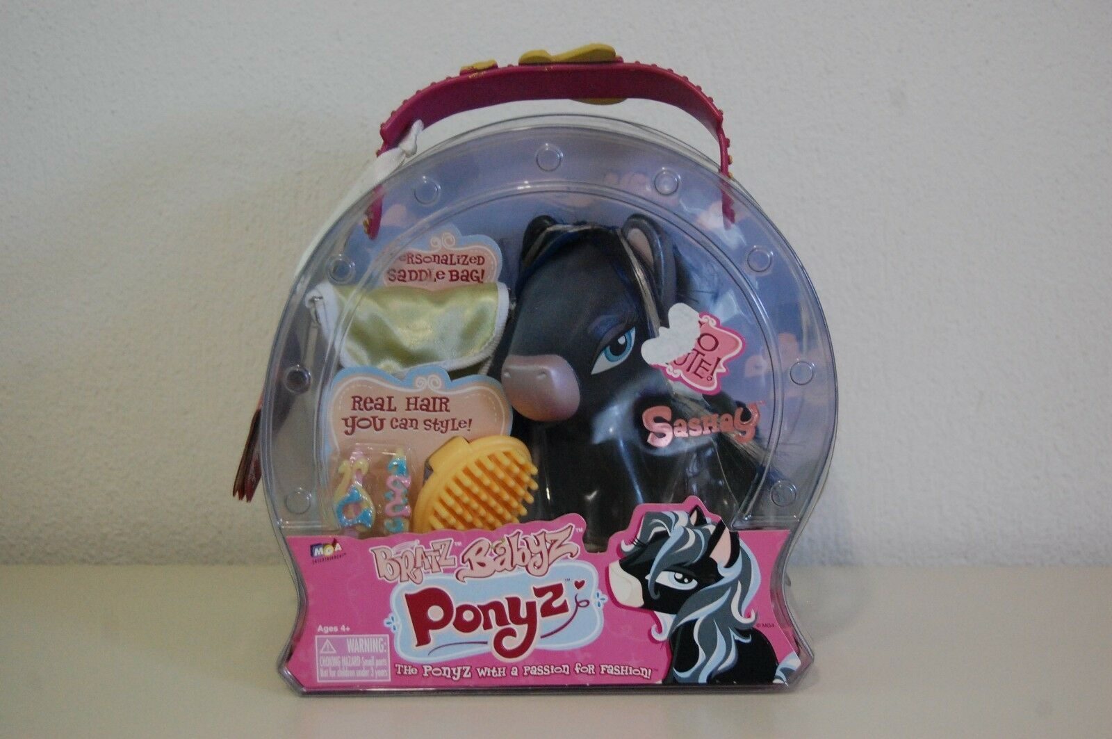 BRATZ PONYZ BABYZ SASHAY SO CUTE  PASSION FOR FASHION NEW IN BOX