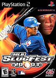 MLB Slugfest 2003 Playstation 2 Complete (AMAZING PS2 GAME IN PERFECT CONDITION!