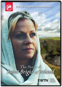 THE STORY OF SAINT BRIGID OF IRELAND: AN EWTN DVD