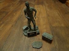 "1998 SIDESHOW TOY--UNIVERSAL STUDIOS MONSTERS--7.5"" THE MUMMY FIGURE (LOOK)"