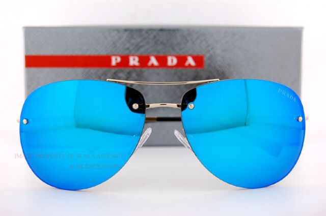0339af6d4c73 ... blue mirror white round mens sunglasses 0ps 05ts 0p85q0 51 9182b 0cf53  where can i buy coupon code for new prada sport sunglasses ps 50rs zvn 5m2  pale ...