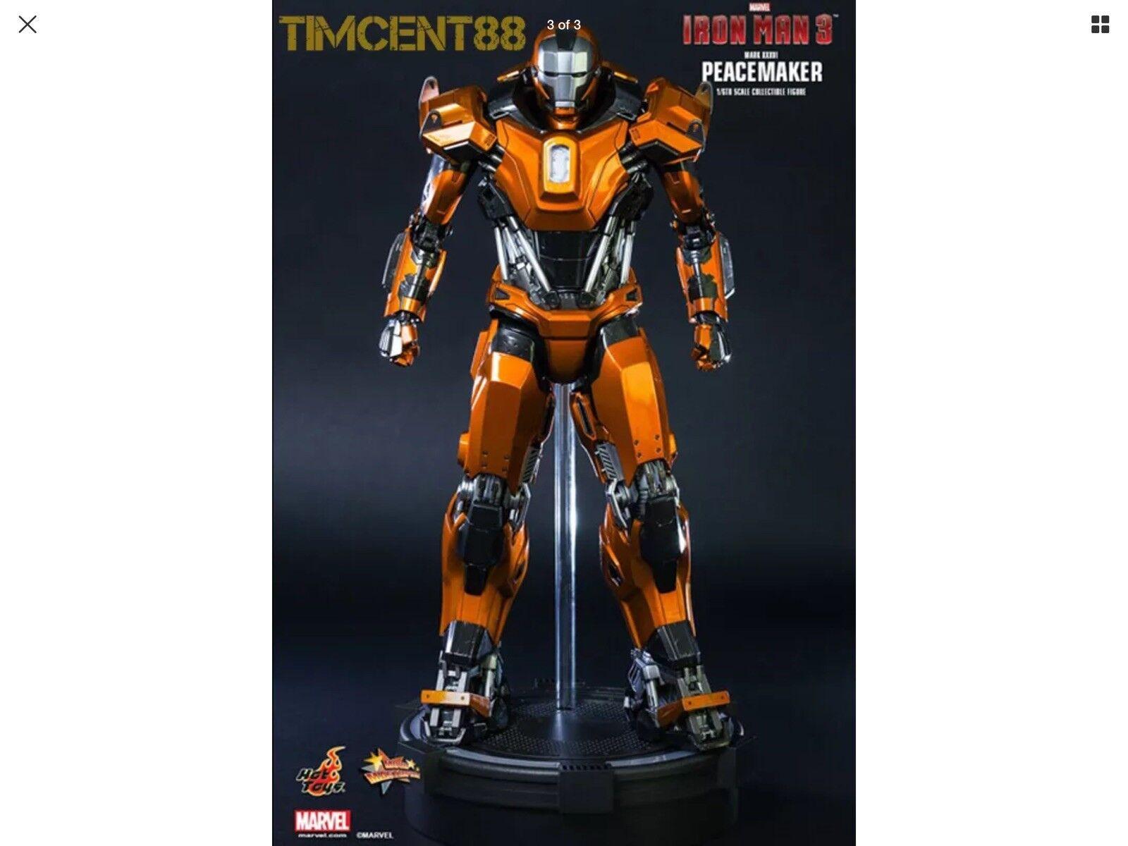 Iron Man 3 Peace Maker XXXVI 1 6 Scale Figure
