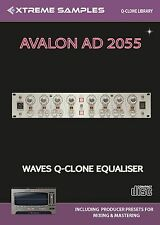 Xtreme Samples Avalon AD 2055 Waves Q-Clone Library