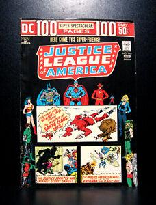 COMICS-DC-Justice-League-of-America-110-1974-1st-Red-Tornado-new-costume