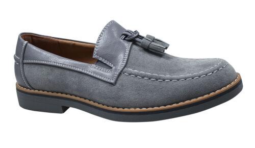 Chaussures Casual Élégant Mocassins En Class Daim College Homme Gris xqBSRT4