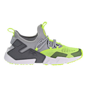 bebbfc526fb6 Nike Air Huarache Drift BR Mens Shoes Wolf Grey Volt Dark Grey White ...