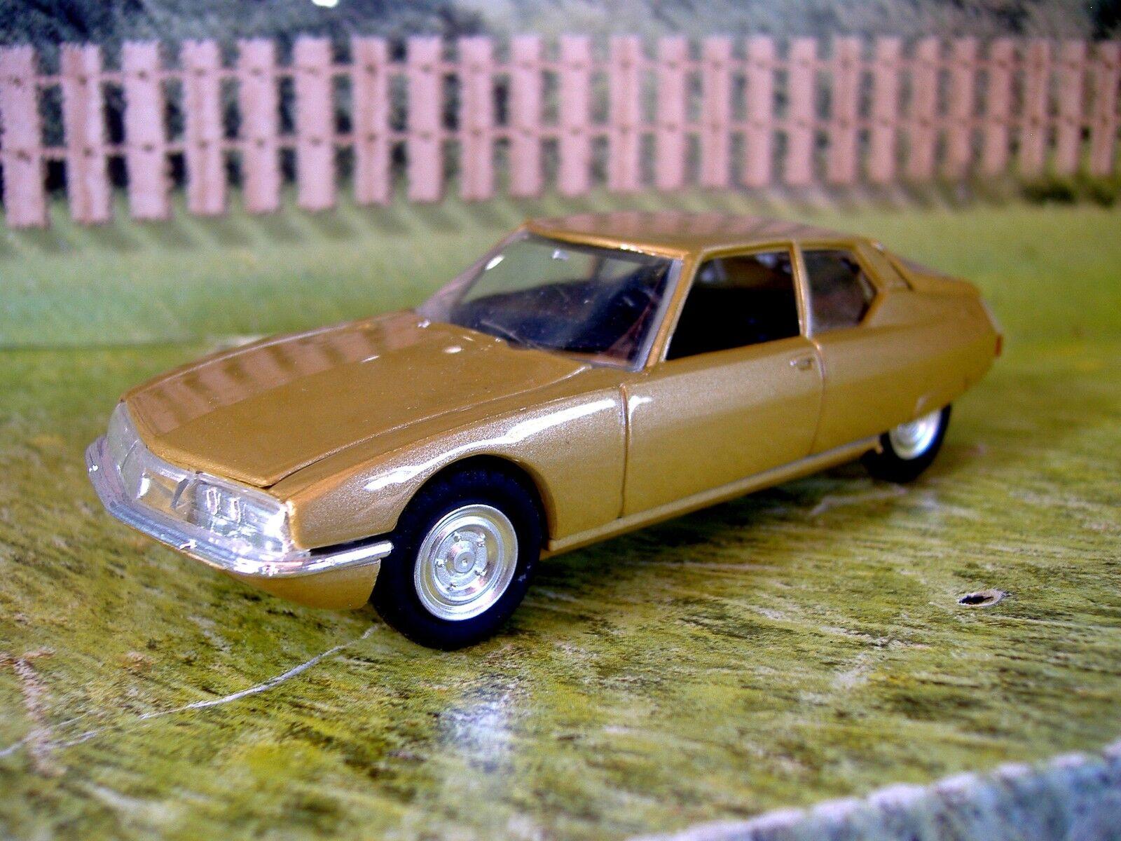 1 43 Eligor (France) Citroen 1971