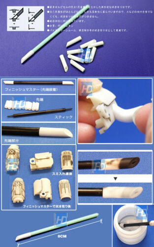 for Military Aircraft Tank Hobby Tool Gundam Marker Remover Pen+10 refillØ3*80mm