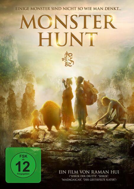 Raman Hui - Monster Hunt, 1 DVD