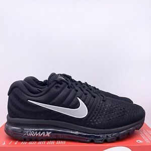 Details about NEW Nike Air Max 2017 Mens Size 13 Black Anthracite Running  Shoes 849559-001