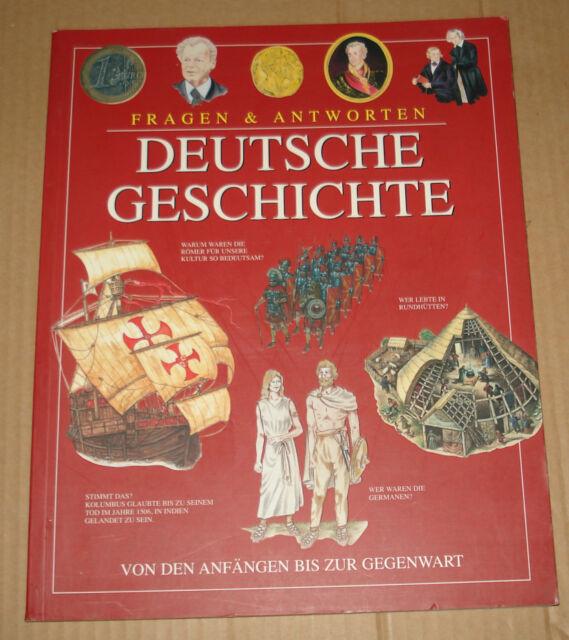 Fragen & Antworten: Deutsche Geschichte von Cornelia Franz