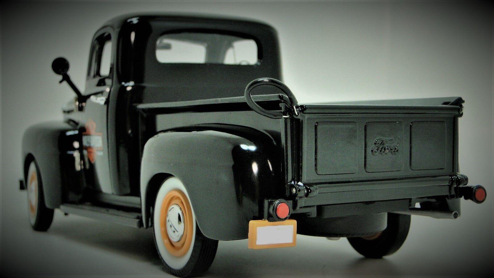 Camioneta Ford 1 1950s coche modelo Vintage 43 Antiguo Metal 12 F150 T 24 18