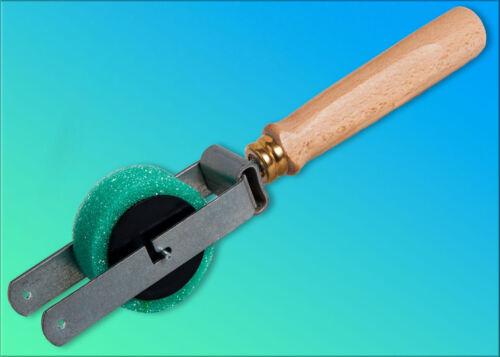 Abroller für Streifenwalzen Malerrolle Strukturwalze Malerwalze Farbroller