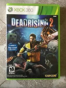 Dead Rising 2 Microsoft Xbox 360 Includes Manual Ebay