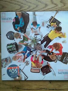The-Dooleys-Full-House-GTO-GTTV-050-Vinyl-LP-Album