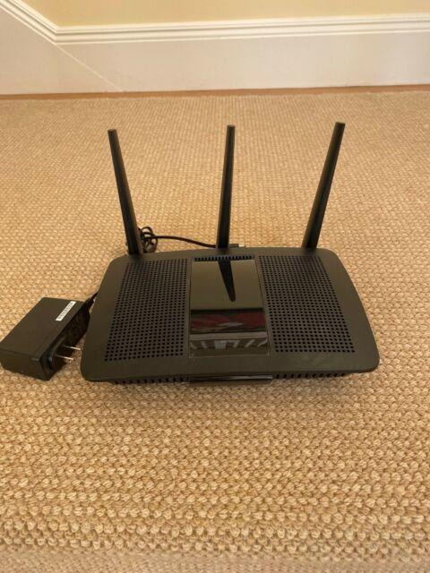 Linksys EA7500 Max-Stream AC1900 MU-MIMO Gigabit 1300 Mbps 4 Ports 1000 Mbps...