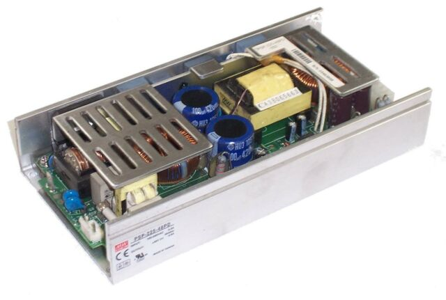 MW Mean Well Psp-225-48pd 49v 4.6a DC Power Supply   eBay