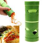Kitchen Vegetable Spiral Slicer Cutter Spirelli Spiralizer Twister Grater Tool